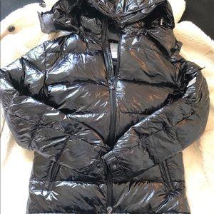 Moncler coat/hat bundle